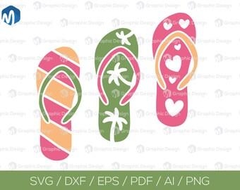 d7446c8d8ead8 Flip flops silhouette outline svg