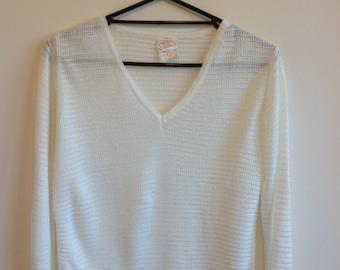 Summer lightweight knit size medium