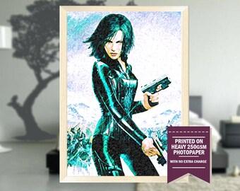 Underworld movie, fanart, underworld print, underworld poster, underworld movie art, underworld movie, underworld, cool posters, cool art