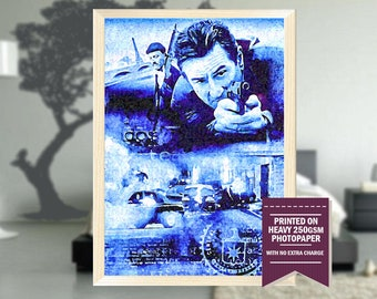 RocknRolla, fanart, rocknrolla poster, rocknrolla print, rocknrolla movie, rocknrolla movie art, best posters, cool print, cool art