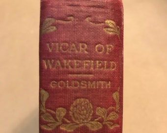 Vicar of Wakefield by Oliver Goldsmith