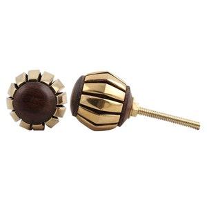 Handicraft Golden Leaf Shape Designer Brass Door Drawer Dresser Knobs Cabinet Pulls Vintage Wardrobe Decorative Handles Handmade
