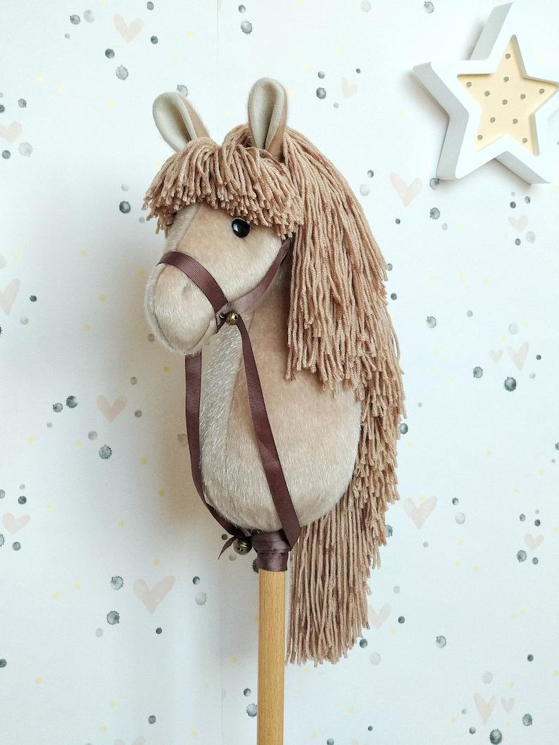 Hobby Horse 276/70 cm 354/90 cm Stick Horse | Etsy