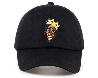 Pray For Biggie dad hat