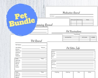 pet sitter form etsy