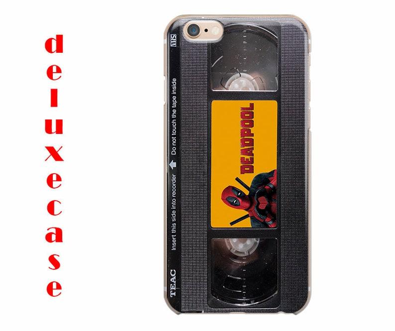coque iphone x silicone deadpool