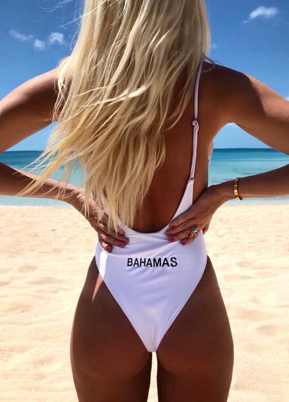 Custom Name Your Name Bikini Swimsuit