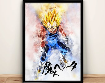 a38db6b90fb Dragon Ball Z Poster
