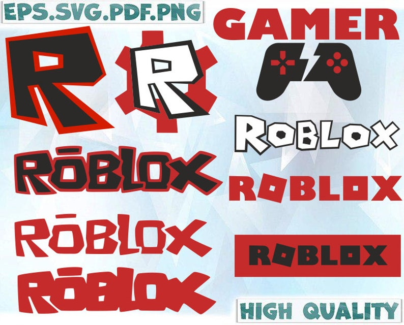 Clipart Logos Gamer Svg Game Svg Kids Party Cut Files Etsy