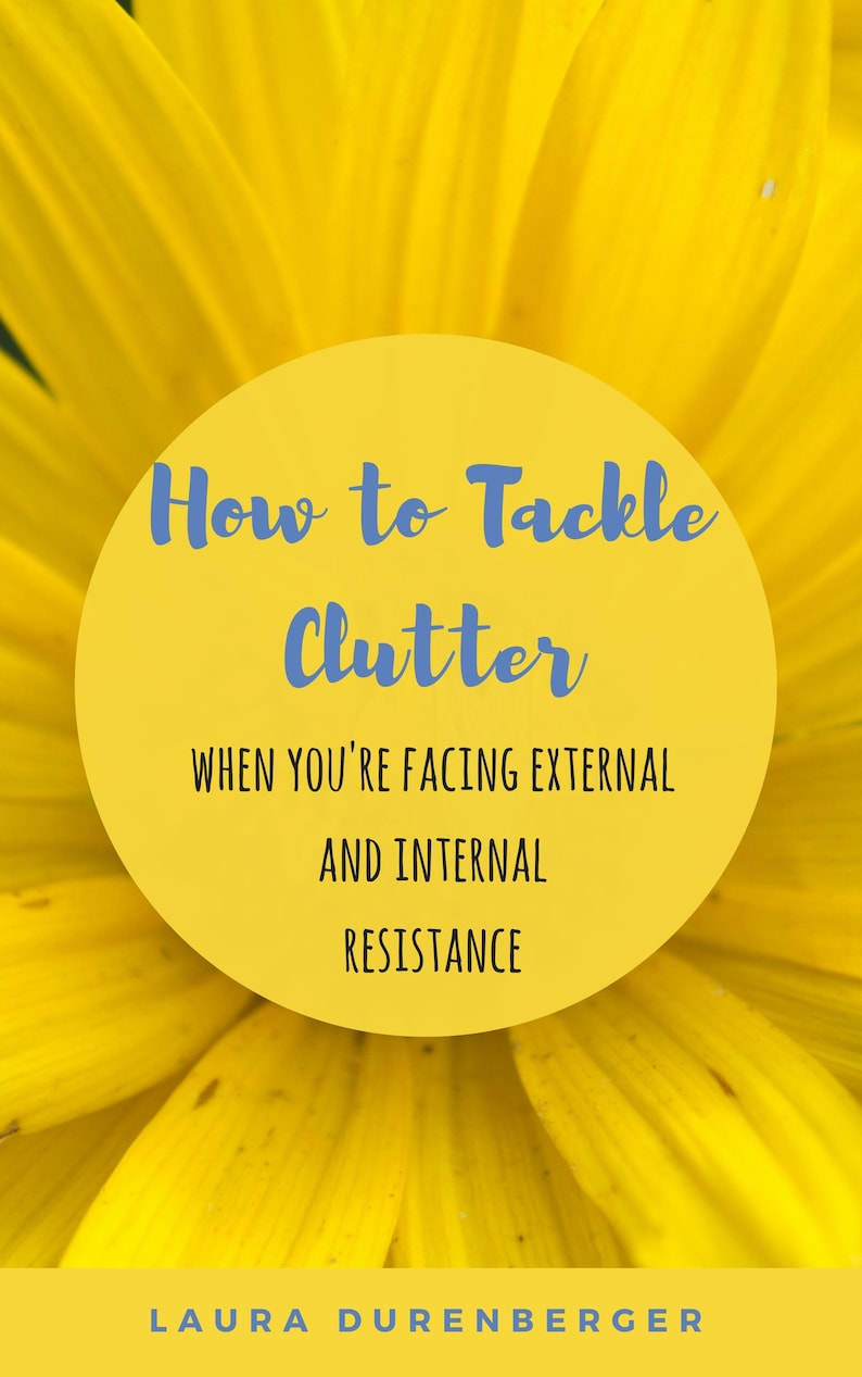 E-book: How to Tackle Clutter when you're Facing Internal image 0