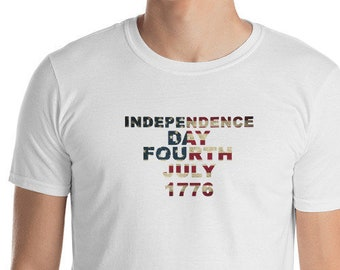4 July independence Day  T-Shirt