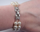 Vintage Trifari Pearl and...
