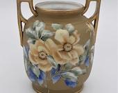 Vintage Signed Nippon Vas...