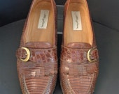 Vintage Mezlan Genuine Cr...