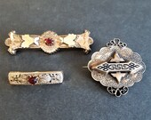 Fabulous Antique Lot of 3...