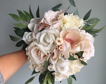 Magnolia Bouquet Etsy