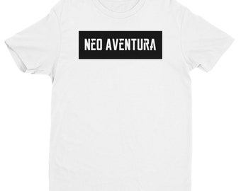 Neo Aventura Contrast Model Short Sleeve T-shirt White