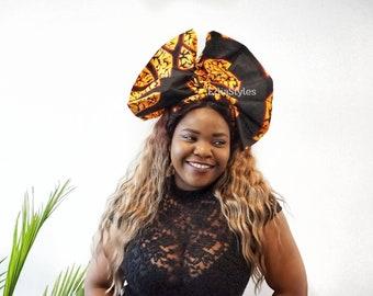 HEAD WRAPS - Ankara head tie,ankara head band,ankara head wrap,african print scarf, african head wrap, african clothing, head band, head tie