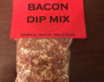 Bacon Dip Mix
