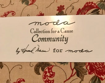 Collection for a Cause Community Charm Pack for Moda