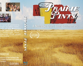 Prairie Pints-A Nebraska Craft Beer Documentary- BLURAY (with commentary)