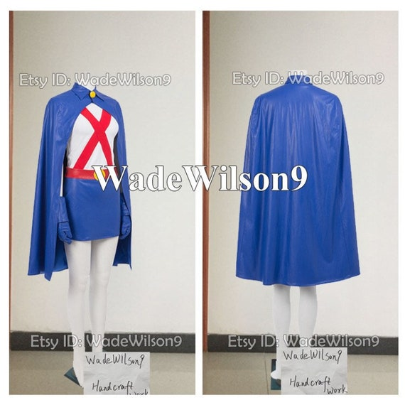 miss martian carnival cosplay costumes young justice miss etsy