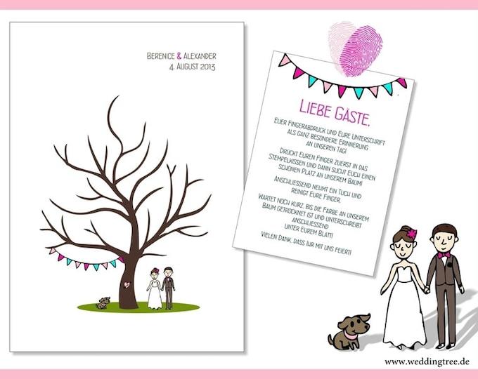 "Stamp Me Wedding ""wind"" (PDF)"