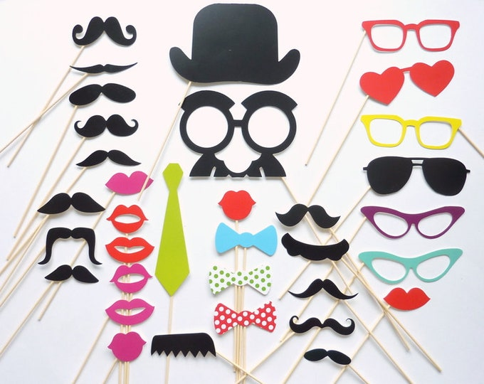 Photo Booth 32 Accessories