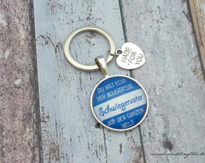 Prefather-in-law's followers, key hanger, bridal father, father of groom, wedding, thank you, son-in-law, birthday, name day, help