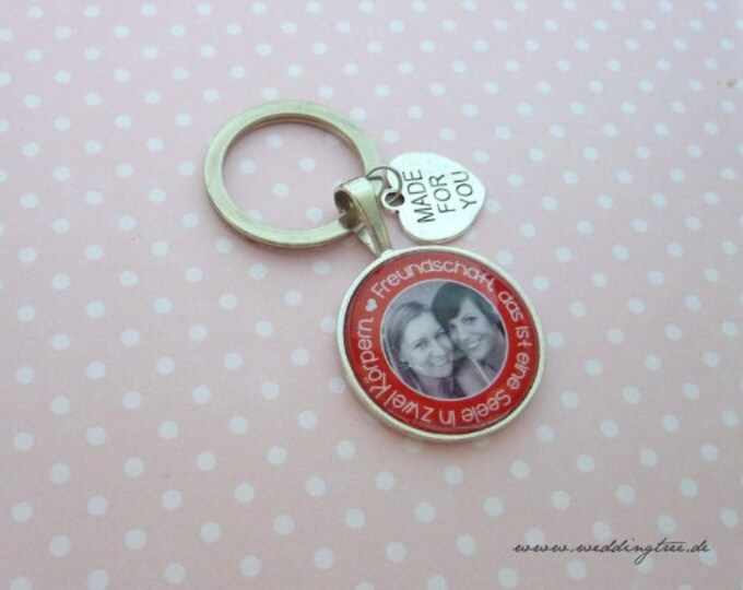 Best friend, gift to mourner, personalized keychain, gift girlfriend, keychain gift to wedding,