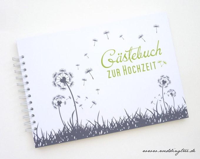 Guestbook Wedding Flower