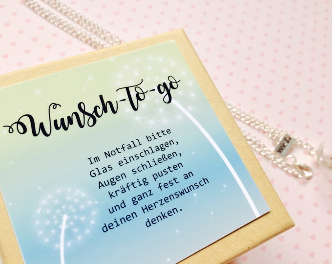 Gift Maid Chain Wish-to-go