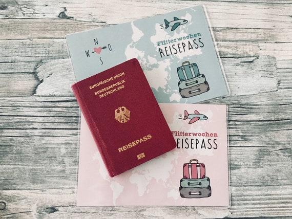 Nach hochzeit flitterwochen pass