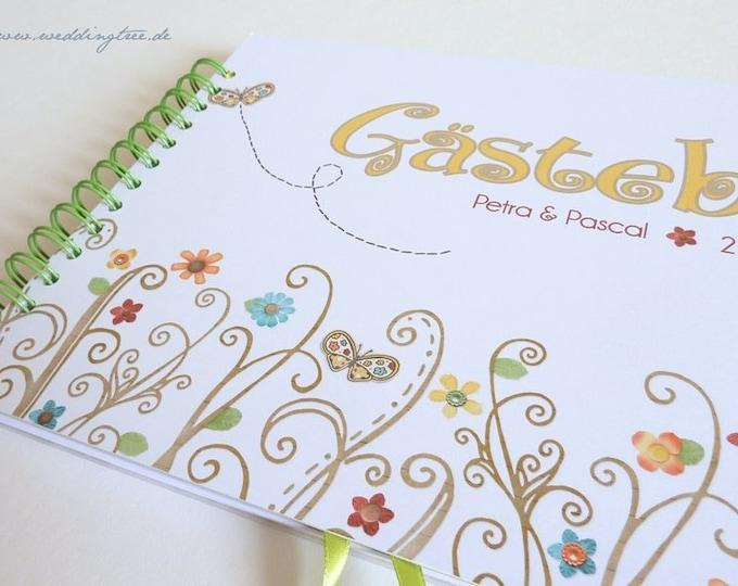 Guestbook Wedding Meadow
