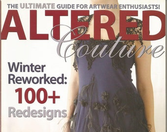 Altered Couture Nov/Dec/Jan 2013
