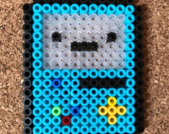 Adventure Time BMO 8-Bit Pixel Art