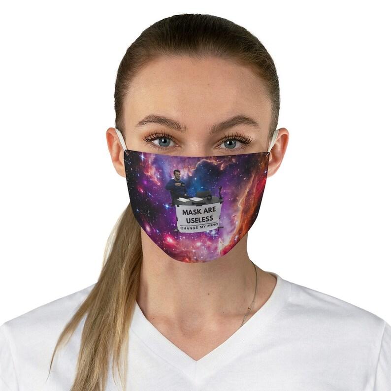 Steven Crowder Change My Mind Meme Mask 2020 Mask Cool ...