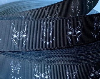 Black Panther Themed Double Sided Shoe Laces