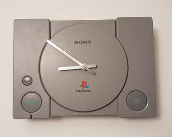 Playstation one clock