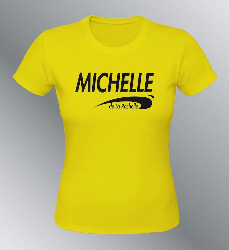 T-shirt Femme personnalisable Brice de Nice
