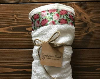 Hooded Baby Towels