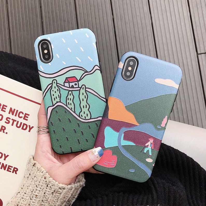 silk iphone xs case