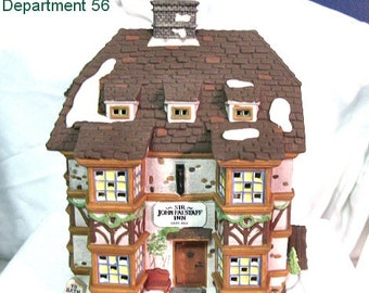 Department 56 Sir John Falstaff Inn
