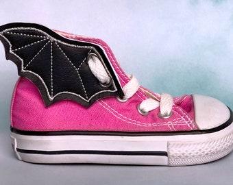 d9c22269d37 Toddler Bat Shoe Sneaker Wings