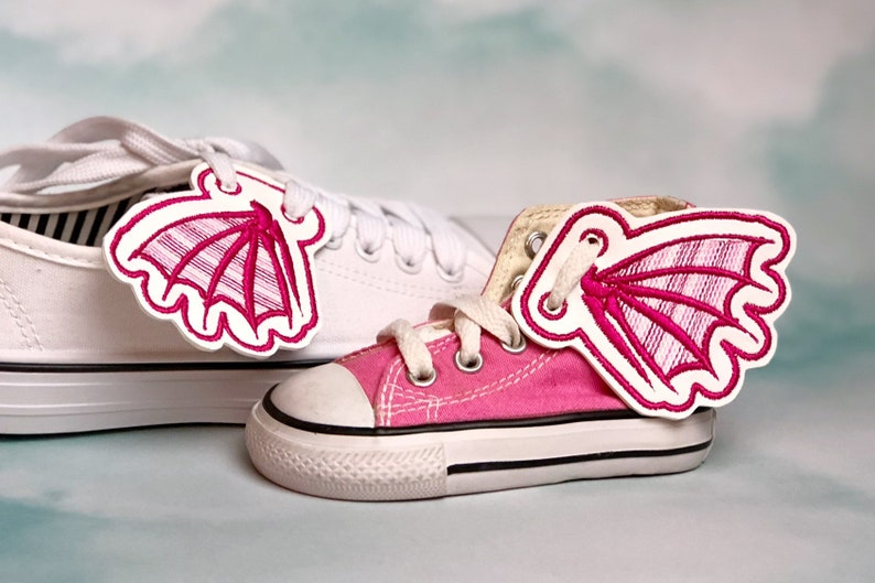 Dragon Sneaker Wings to fit the whole family