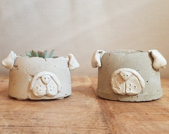 Little Pug Pot