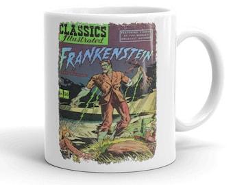 Frankenstein Fun Monster Mug