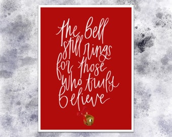Quote Express | Polar Express Quote Etsy