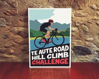 c9977acad Tour De France Vintage Style Travel Poster.