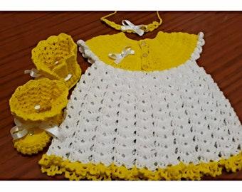 Baby girl set cloth